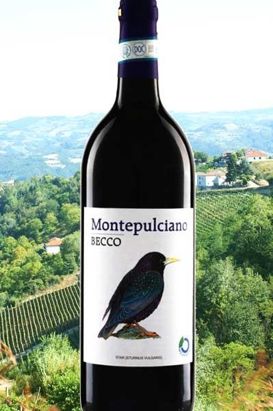Montepulciano d Abruzzo Becco