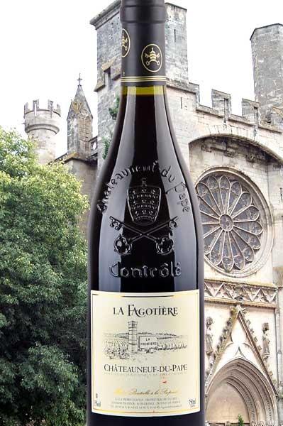 Chateauneuf du Pape Domaine La Fagotiere