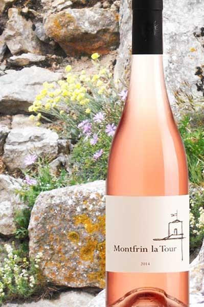 Bio Rosé Montfrin la Tour