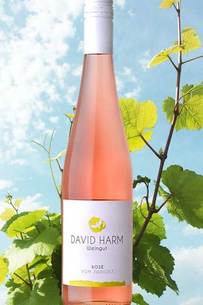 Zweigelt Rosé David Harm