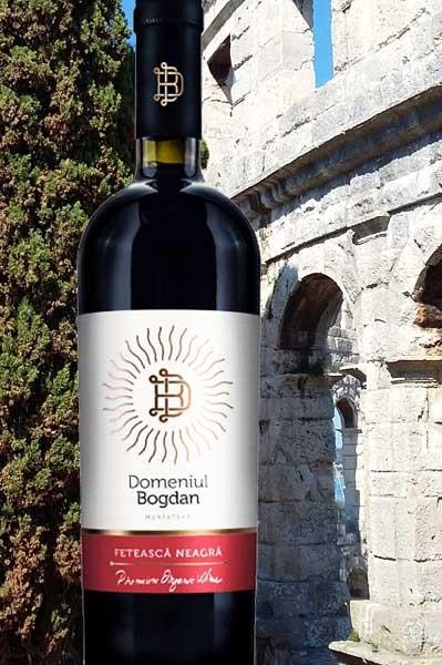 Feteasca Neagra Domeniul Bogdan