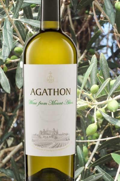 Agathon Mount Athos weiß Tsantali