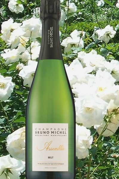 Champagner Assemblée Bruno Michel