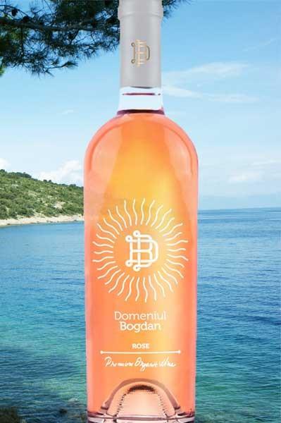 Rosé Domeniul Bogdan