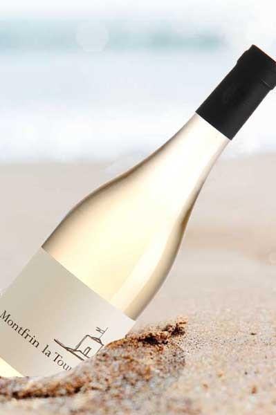 Weinabo Flaschenpost weiß