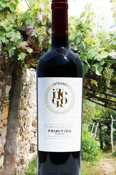 Primitivo Puglia Integro