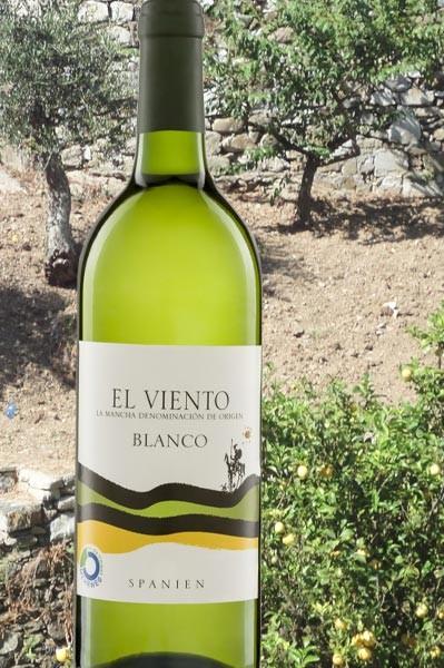 El Viento Vino de la Tierra de Castilla Blanco
