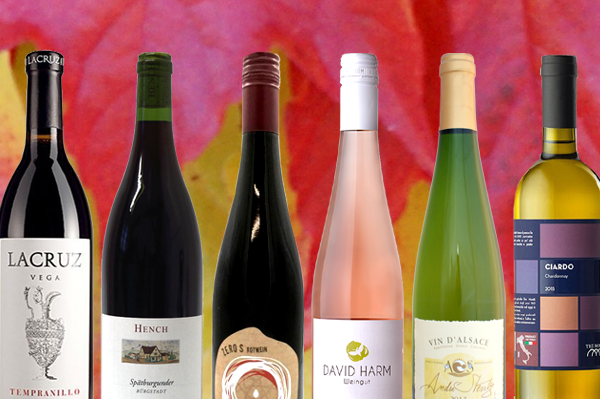 Wein Probierpaket Goldener Herbst