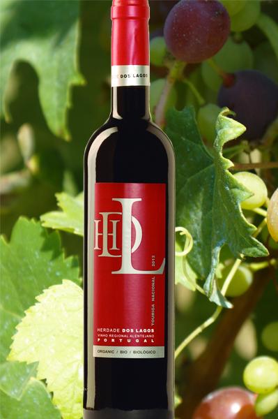 Herdade dos Lagos (HDL) Vinho tinto