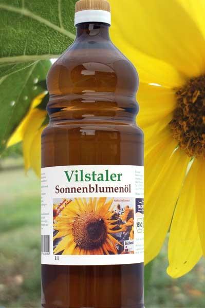 Bio Sonnenblumenöl Jahrstorfer