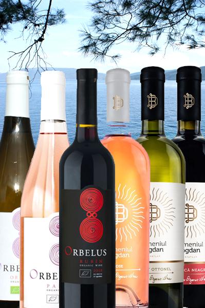 """Wein Probierpaket """"Balkan Weine"""""""