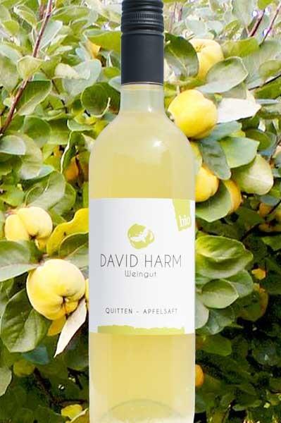 Apfel- Quittensaft David Harm