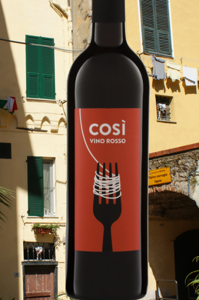 Cosi Vino Rosso IGT