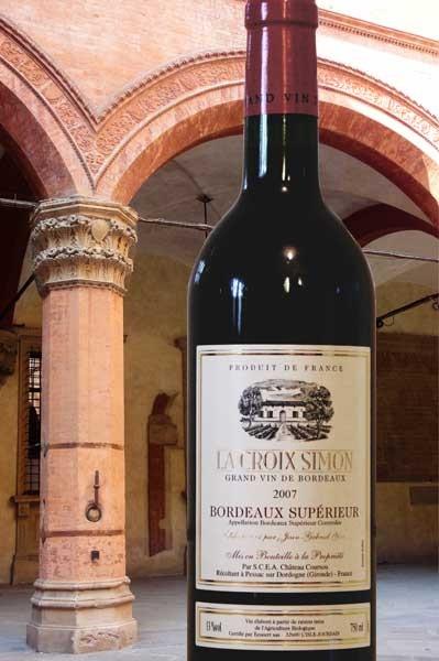 Bordeaux Superieur La Croix Simon