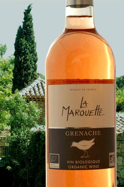 Grenache Rosé La Marouette