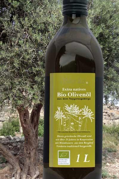 Bio Olivenöl Griechenland Silver Leaf Stavros Darmos