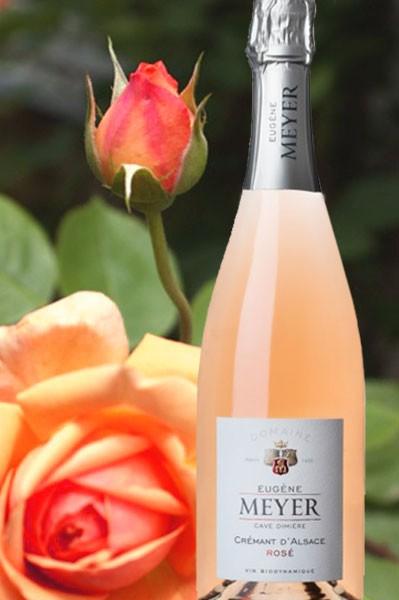 Cremant d `Alsace rosé Domaine Meyer