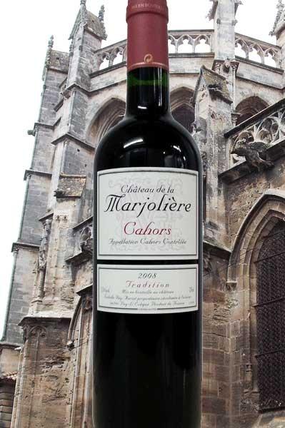 Cahors Malbec Chateau de la Marjolière